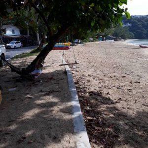 ที่ดินภูเก็ต ฝั่งอ่าวมะขาม ต.วิชิต อ.เมือง จำนวน 4 ไร่ 1 งาน Land in Phuket for SALE at Makham Beach Muang Phuket