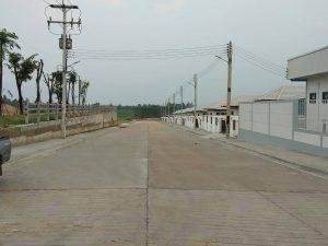 โครงการ ทุ่งทรายทองวิลเลจ ชลบุรี