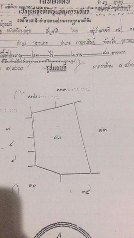 ขายที่ดิน จังหวัดสุพรรณบุรี โฉนด 200 ไร่ . ไร่ละ 250,000 บาท ต.อู่ทอง อ.อู่ทอง